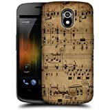 Head Case Designs Beethoven Music Sheets Protective Snap-on Hard Back Case Cover for Samsung Galaxy Nexus I9250