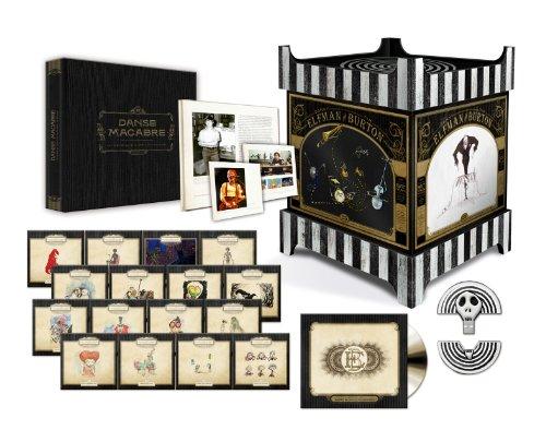 Danny Elfman - Danny Elfman & Tim Burton 25th Anniversary Music Box - Zortam Music