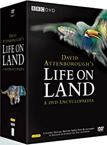David Attenborough's Life On Land - A DVD Encyclopaedia