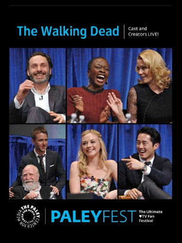 The Walking Dead: Cast and Creators Live at PALEYFEST - Robert Kirkman