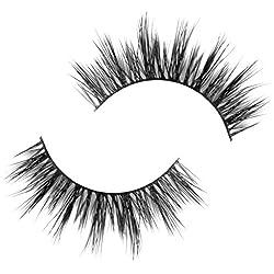 Imported 1 Pair Handmade Natural Soft Mink Hair Thick Eye Lashes False Eyelashes D-6