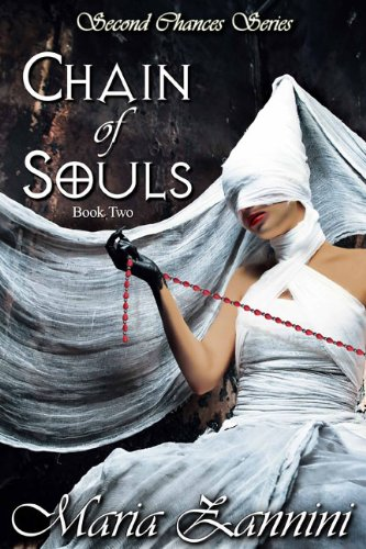 Chain of Souls Book Cover