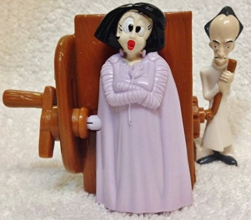 1998 Burger King Kids Club Meal Toy Toonsylvania Vic's Walkaway Bride - Action Figure - 1