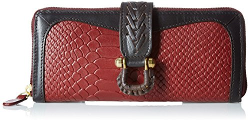 Hidesign Women\'s Wallet (Marsala)