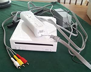 Nintendo Wii Console, White (NEWEST MODEL) by UnAssigned