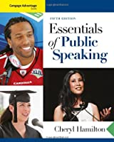 Cengage Advantage Books: Essentials of Public Speaking, 5th Edition Front Cover