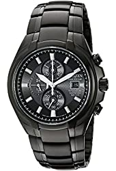 Citizen Men's CA0265-59E Eco-Drive Titanium Watch