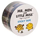 Mr Men And Little Miss Decorative Tape