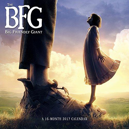 The BFG - 2017 Calendar
