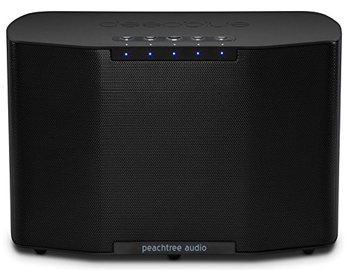 Peachtree Audio DEEPBLUE2 Bluetooth Powered Speaker