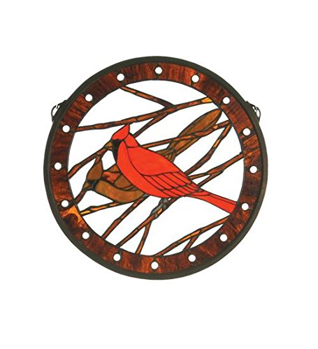 St Louis Cardinals Tiffany Lamp Cardinals Tiffany Lamp