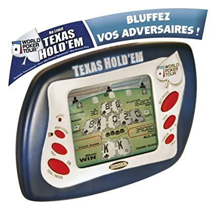 Mattel - Jeux Electronique - World Poker Tour