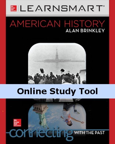 Learnsmart Online Adaptive Learning Resource To Accompany American History: Connecting With The Past [Instant Access]