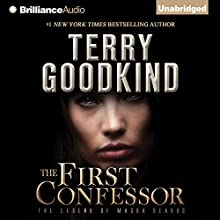 The First Confessor: The Legend of Magda Searus (       UNABRIDGED) by Terry Goodkind Narrated by Christina Traister