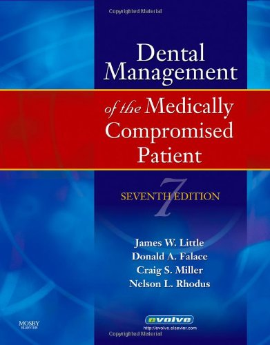Little and Falace's Dental Management of the Medically Compromised Patient, 7e (Little, Dental Management of the Medically Compromised Patient) (Apnea Oral Appliance compare prices)