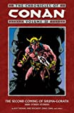 The Chronicles of Conan Volume 32