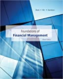 img - for By Stanley Block Foundations of Financial Management with Time Value of Money card (The Mcgraw-Hill / Irwin Series in (15th Edition) book / textbook / text book