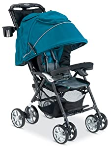 Combi Cabria Stroller, Teal
