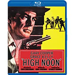 High Noon: 60th Anniversary Edition [Blu-ray]