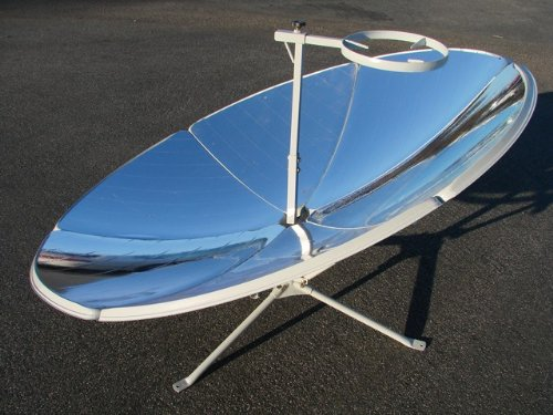 Portable Parabolic Sun Power Energy Solar Cooker Water Cooking Oven Camping