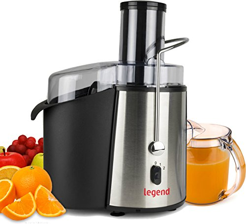Andrew james professional whole fruit power juicer 850 for Alpine cuisine power juicer