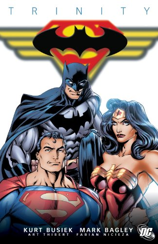 Trinity TP Vol 02 (Trinity (DC Comics))