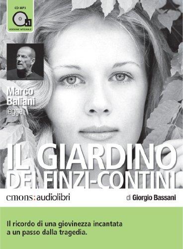 Il Giardino Dei Finzi Contini Giorgio Bassani Emons Marco
