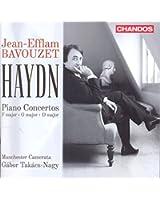 Haydn / Piano Concertos Nos. 3, 4 & 1