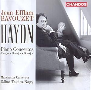 Haydn: Piano Concertos [Jean-Efflam Bavouzet, Gabor Takacs-Nagy] [Chandos: CHAN 10808]
