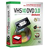 VHS To DVD 3.0 Deluxe  [OLD VERSION] ~ Honestech