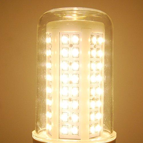 Thg 10Pcs High Luminous Warm White Living Dining Room Bedroom Lighting E12 60 Smd 3528 Led 450Lm 3000-3500K Corn Light Spotlight Bulb front-566670