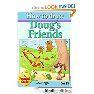 "how to draw ""doug's friends"" step by step (how to draw comics and cartoon characters)"