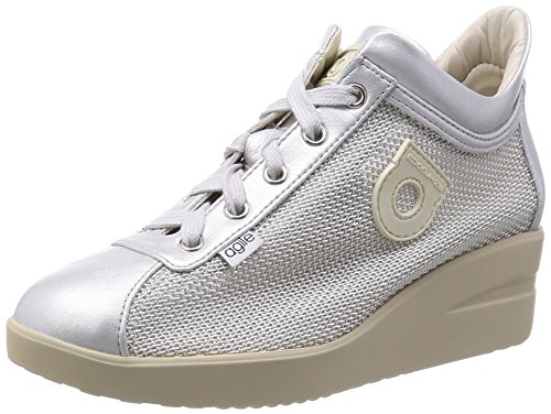 Rucoline Agile 226 NEW Sneakers Basse Donna Argento 37