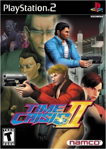 51pBJijEnPL Reviews Time Crisis II