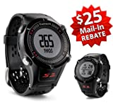 Garmin Approach S2 Golf GPS Watch (NEW VERSION w/ $25 Rebate) | 60-Day Buy & Try Return Policy!