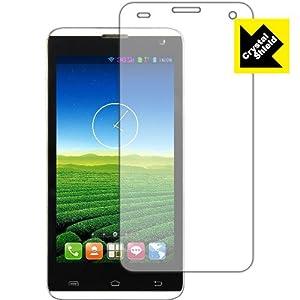 光沢タイプ 液晶保護シート 『Crystal Shield FleaPhone CP-F03a』(液晶保護フィルム)