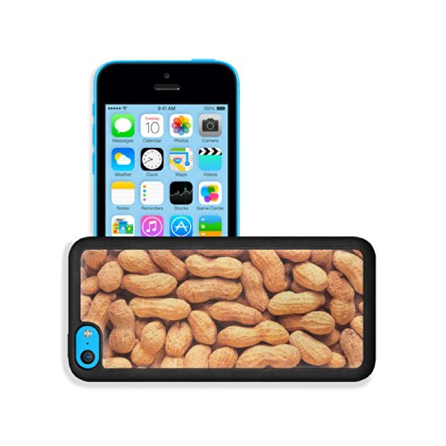 Whole Peanuts Scattered Shells Nuts Apple Iphone 5C Snap Cover Premium Leather Design Back Plate Case Customized Made To Order Support Ready 5 Inch (126Mm) X 2 3/8 Inch (61Mm) X 3/8 Inch (10Mm) Luxlady Iphone_5C Professional Case Touch Accessories Graphic front-1027409