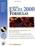 img - for Microsoft Excel 2000 Formulas book / textbook / text book