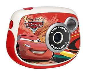 Lexibook DJ023DC Disney Cars Appareil Photo Numérique 0,3 Mpix