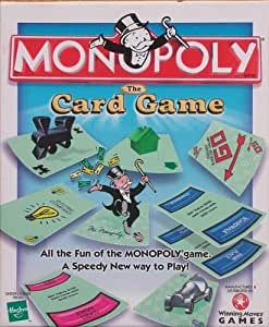 Monopoly The Card Game by Winning Moves