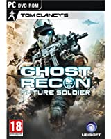 Tom Clancy's Ghost Recon: Future Soldier (PC DVD)