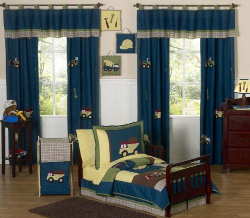 Tractor Bedding For Boys 1155 front