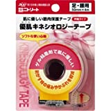 ニトリート(NITREAT) 優肌キネシオロジーテープ50mm ブリスタータイプ NKY-BP50