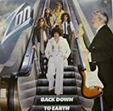 Back Down To Earth LP (Vinyl Album) Canadian Epic 1979