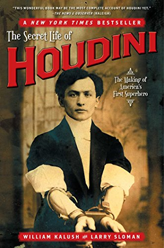 The Secret Life of Houdini: The Making of America