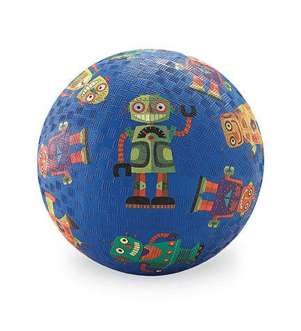 "Crocodile Creek 7"" Playball/Robots"