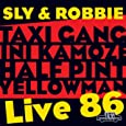 Live 86 by Sly & Robbie (Audio CD - 2009) - Live
