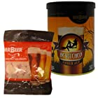 Mr. Beer Bewitched Amber Ale Beer Mix with Coopers Carbonation Drops Refill