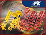 FK-Automotive Sports suspension High Tec 35-40 mm for VW Tiguan (Typ 5N)
