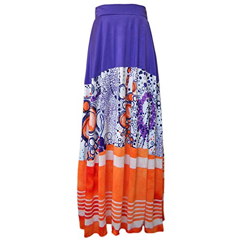 Maxi Skirts For Little Girls Groovalicious Twirly Trendy Cute Chic | Kool Cat